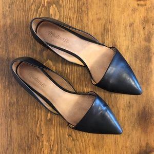 Madewell Lydia Pointy Toe Flats, sz 9.5